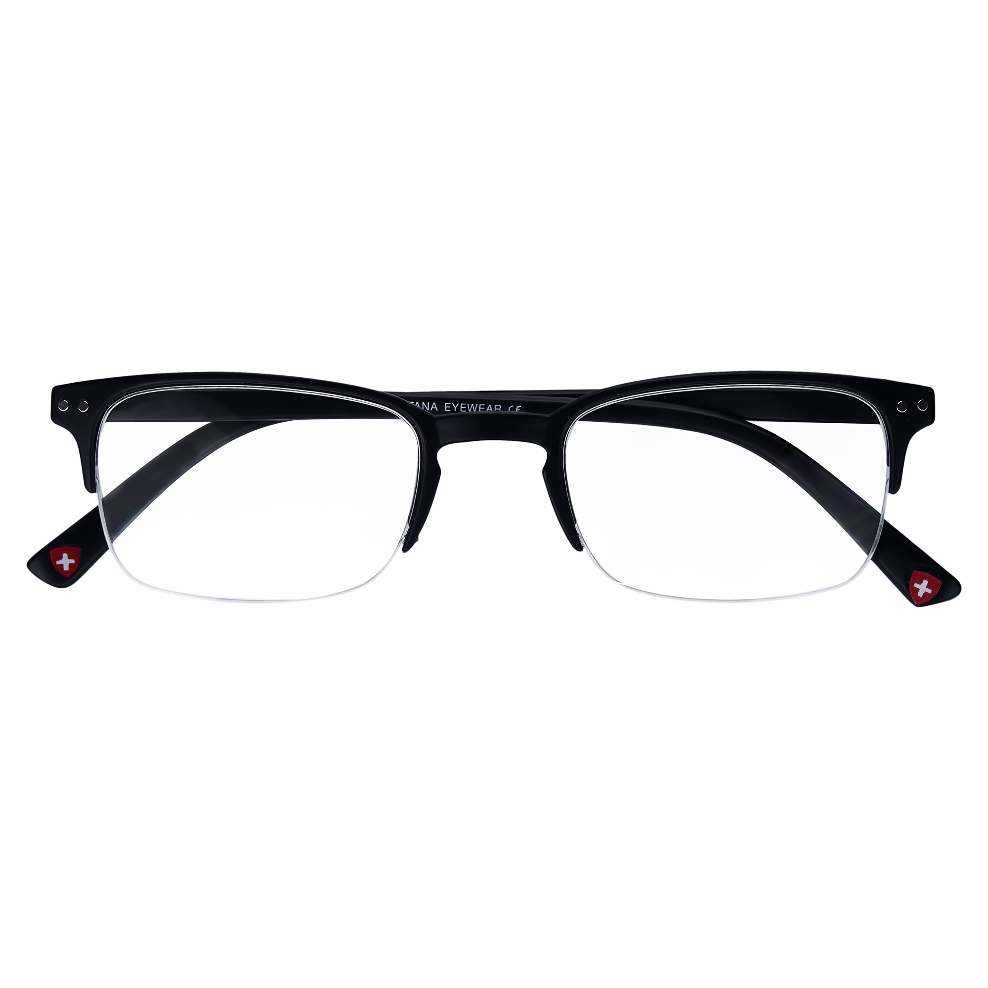f6995dafbb3c SEMI RIMLESS READING GLASSES UK | Half Rim Readers |JustGlasses