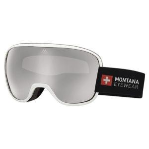 ULTRA PLUS | (White Ski Goggles)