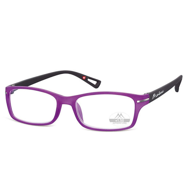 Purple Reading Glasses