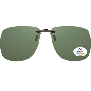 CLIP ON SUNGLASSES | (Green)