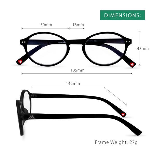 Vintage Reading Glasses